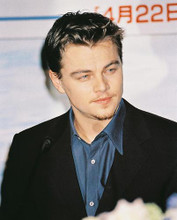 This is an image of 244029 Leonardo Dicaprio Photograph & Poster