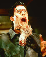 This is an image of 244360 Bruce Campbell Photograph & Poster