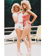 This is an image of 244482 Audrey Landers & Judy Landers Photograph & Poster