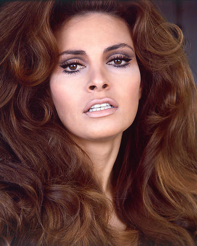 This is an image of 248381 Raquel Welch Photograph & Poster