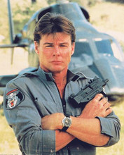 This is an image of 248509 Jan-Michael Vincent Photograph & Poster