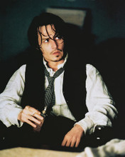 This is an image of 249747 Johnny Depp Photograph & Poster
