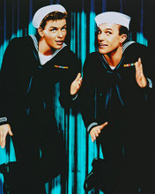 This is an image of 250417 Frank Sinatra & Gene Kelly Photograph & Poster