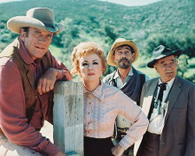 This is an image of 238393 Gunsmoke Photograph & Poster