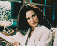 This is an image of 238879 Andie Macdowell Photograph & Poster