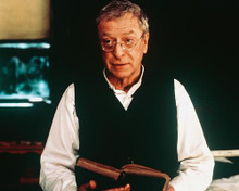 This is an image of 241190 Michael Caine Photograph & Poster