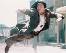 This is an image of 242494 Jackie Chan Photograph & Poster