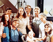 This is an image of 242746 The Waltons Photograph & Poster