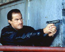 This is an image of 248960 Steven Seagal Photograph & Poster