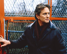This is an image of 249057 Michael Douglas Photograph & Poster