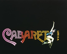 This is an image of 250111 Cabaret Photograph & Poster