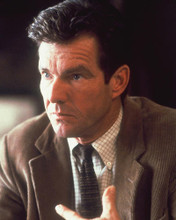 This is an image of 250827 Dennis Quaid Photograph & Poster