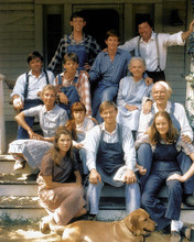 This is an image of 252615 The Waltons Photograph & Poster