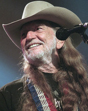 This is an image of 254605 Willie Nelson Photograph & Poster