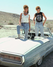 This is an image of 254866 Thelma and Louise Photograph & Poster