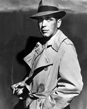 This is an image of 172609 Humphrey Bogart Photograph & Poster