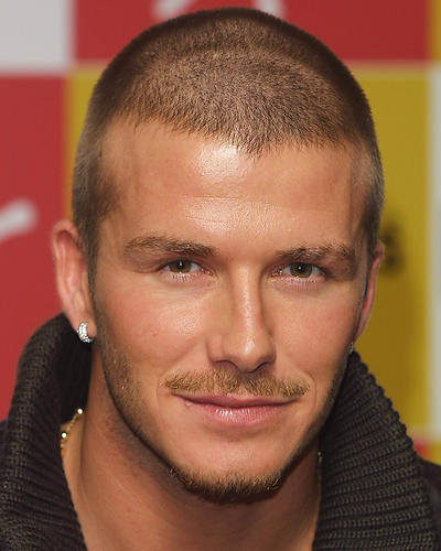 This is an image of 254903 David Beckham Photograph & Poster