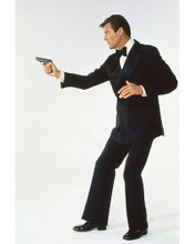 This is an image of 255389 Roger Moore Photograph & Poster