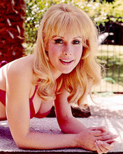 This is an image of 255918 Barbara Eden Photograph & Poster