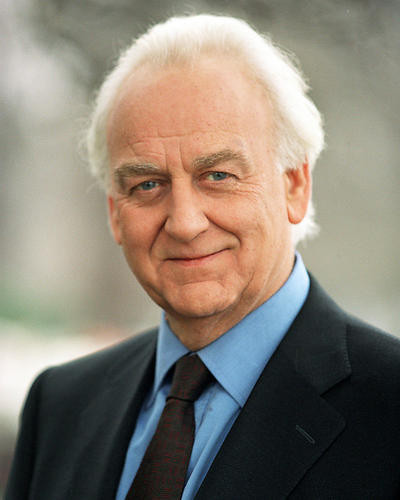 This is an image of 256080 John Thaw Photograph & Poster