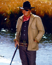 This is an image of 256590 John Wayne Photograph & Poster