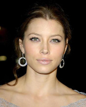 This is an image of 256966 Jessica Biel Photograph & Poster