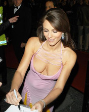 This is an image of 257264 Elizabeth Hurley Photograph & Poster