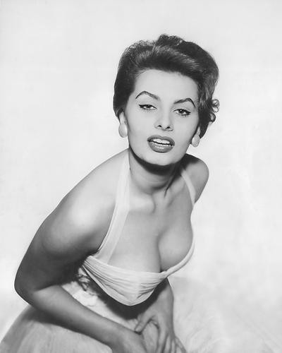 This is an image of 173486 Sophia Loren Photograph & Poster
