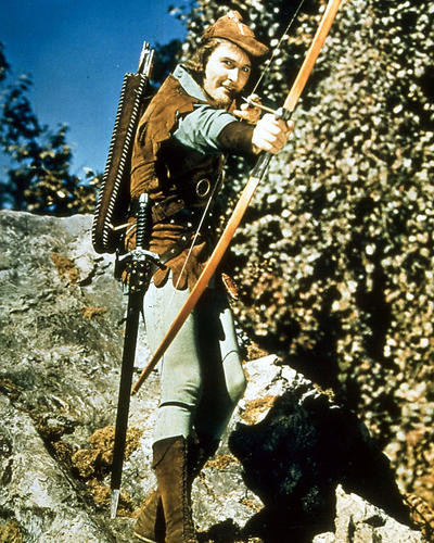 This is an image of 257860 Errol Flynn Photograph & Poster