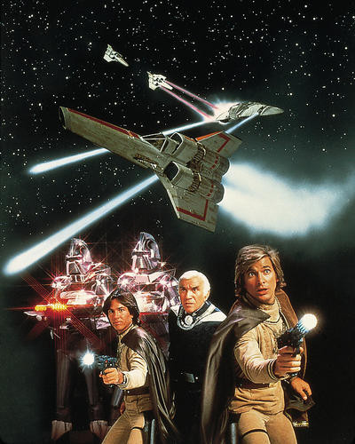 This is an image of 258142 Battlestar Galactica Photograph & Poster