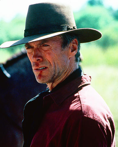 This is an image of 258504 Clint Eastwood Photograph & Poster
