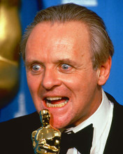 This is an image of 258589 Anthony Hopkins Photograph & Poster