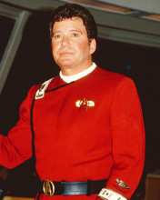 This is an image of 261392 William Shatner Photograph & Poster
