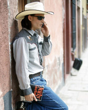 This is an image of 264004 Johnny Depp Photograph & Poster