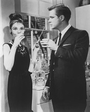This is an image of 176452 Breakfast at Tiffany's Photograph & Poster