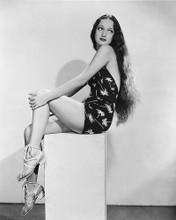 This is an image of 178641 Dorothy Lamour Photograph & Poster