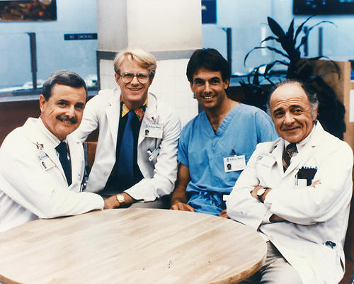 This is an image of 252596 St.Elsewhere Photograph & Poster