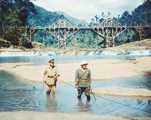 This is an image of 255337 Bridge on the River Kwai Photograph & Poster