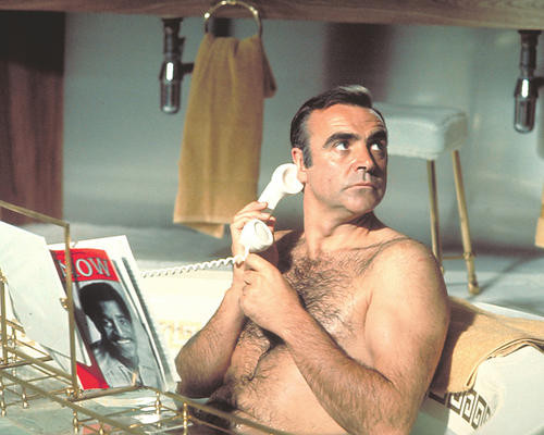 This is an image of 256651 Sean Connery Photograph & Poster