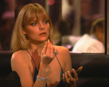 This is an image of 257367 Michelle Pfeiffer Photograph & Poster