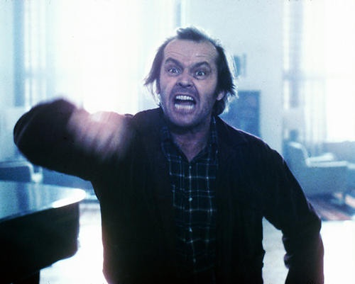 This is an image of 258300 Jack Nicholson Photograph & Poster