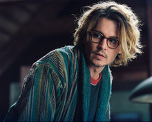 This is an image of 258974 Johnny Depp Photograph & Poster