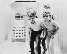 This is an image of 177002 Dr. Who and the Daleks Photograph & Poster
