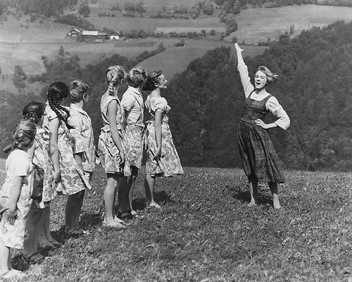 This is an image of 177234 The Sound of Music Photograph & Poster