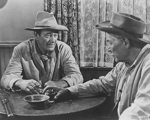 This is an image of 177253 Rio Bravo Photograph & Poster