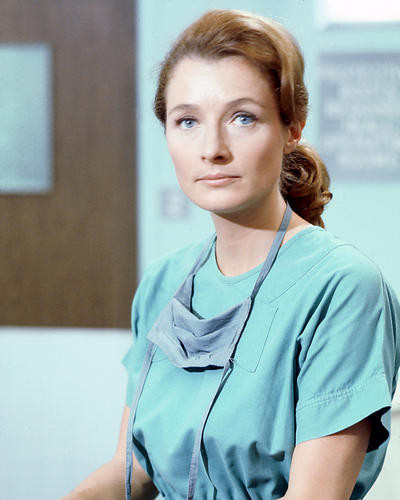 This is an image of 265063 Diana Muldaur Photograph & Poster