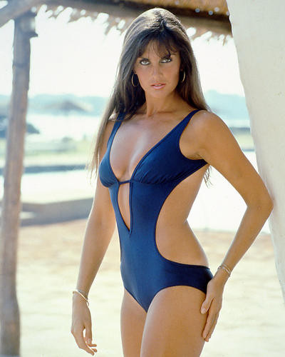 This is an image of 265076 Caroline Munro Photograph & Poster