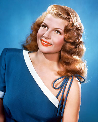 This is an image of 265526 Rita Hayworth Photograph & Poster
