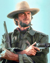 This is an image of 265978 Clint Eastwood Photograph & Poster