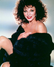 This is an image of 265931 Joan Collins Photograph & Poster
